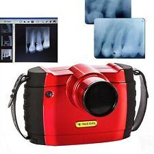 Wireless Dental Portable X Ray Unit Blx 10 Oral Digital Film Image Device Red