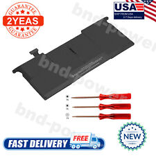 "Battery for  MacBook Air 11"" inch A1370 mid-2011 A1465 mid-2013 A1406 A1495"