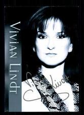 Vivian Lindt Autogrammkarte Original Signiert ## BC 157721