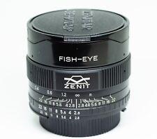 Zenitar, f2.8 16 мм, новый дизайн, Fisheye, Canon, Lens, Zenit