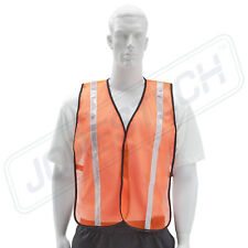 Emergency Preparedness Orange Safety Vest JORESTECH