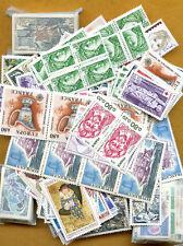 Lot z870 1000 timbres à 0,80F sous faciale