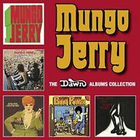 MUNGO JERRY - THE DAWN ALBUMS COLLECTION (5CD BOX SET)  5 CD NEU