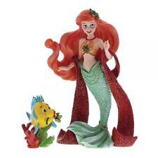 Disney Showcase 6000818 Christmas Ariel Figurine New & Boxed