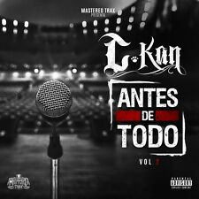C-Kan - Antes De Todo Vol. 2 [New CD] Explicit, Digipack Packaging
