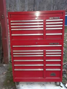Mac tool box used