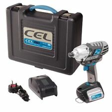 CEL PD1-C 18V 3AH Li-Ion PROdriver Impact Driver & Fast Charger power8 workshop