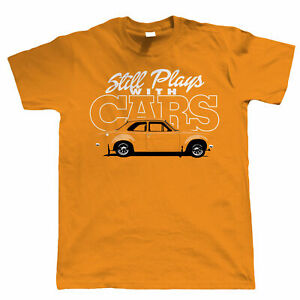 Still Plays With Cars Mk1 Escort Mens T Shirt, Gift for Him Dad
