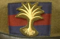 WELSH GUARDS BERET BADGE WELSH GUARDS OR`S CLOTH BADGE & GUARDS PATCH