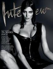 INTERVIEW,Stephanie Seymour,Kate Moss,Marc Jacobs,Lauren Hutton,Naomi Campbell