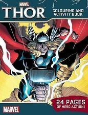 Thor - Colouring and Activity Book by Scholastic Australia (Paperback, 2013)