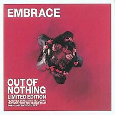 Embrace : Out of Nothing CD