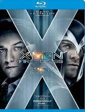 X-Men: First Class (Blu-ray Disc, 2011, Canadian French)