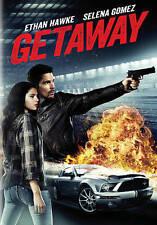 Getaway Ethan Hawke Selena Gomez Rebecca Budig (DVD, 2013) WS