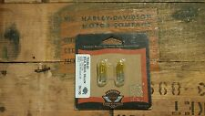 Harley 75180-01 Instrument Gauge Bulb YELLOW FXR SOFTAIL FATBOY TOURING T-10