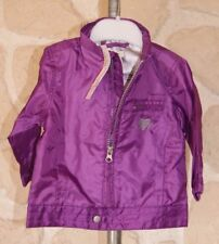 Blouson fin violet neuf taille 3 mois marque Nucleo (b)