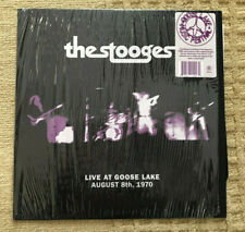 The Stooges - Live at Goose Lake LP