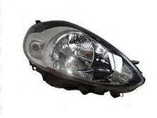 Fiat Punto Evo Headlight Unit Driver's Side Headlamp Unit 2010-2012