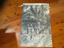 United States Army marine corps world war 2 pacific war poster man cave flag