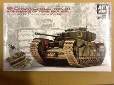 AFV CLUB 1/35  WW II  BRITISH CHURCHILL MK III W/ QF 75M MK V  GUN # 35S54 F/S