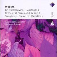 GIUSEPPE/SD SINOPOLI - WORKS FOR ORCHESTRA(IM...CD NEW+