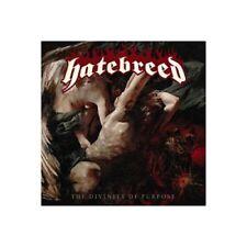 HATEBREED - THE DIVINITY OF PURPOSE  CD  11 TRACKS HARD 'N' HEAVY / METAL  NEU