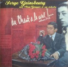 Serge Gainsbourg Alain GoraguerDu Chant À La Une! Volume 1 & 2 Doxy Music