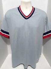 2 Vintage NOS Russell Athletics Softball/Baseball SS T-Shirts USA Made Mens XL