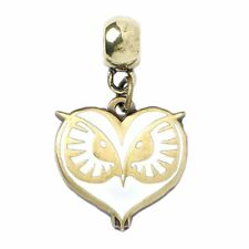 Fantastic Beasts and Where to Find them Owl Face Bracelet Slider Charm
