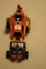Sandstorm Complete Triple Changer 1986 Hasbro G1 Transformers Metal Feet Autobot