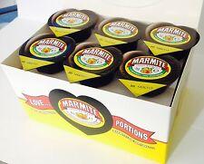 20 x Marmite Tumble 20 piece x 8g Travel Size Single Portion Sachet