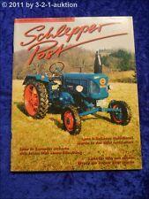 Schlepper Post 2/05 Lanz D 9532 Eilbulldog Eiler D 1906 D 2216 IHC