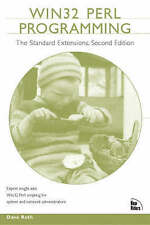 NEW Win32 Perl Programming: The Standard Extensions (2nd Edition) by Dave Roth