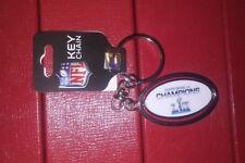 Nice NFL Philadelphia Eagles 2018 Super Bowl LII 52 Champions Spinner Key Chain