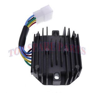 12V Voltage Regulator for Yanmar Tractor YM180 YM186 YM187 YM220 YM1601