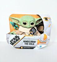 "The Child Star Wars Mandalorian  7.5"" Baby Yoda Electronic Talking Plush Toy"