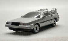 Loose Miniature Scale Die Cast Car Back to the Future DeLorean
