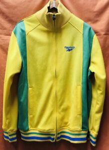 Vintage Reebok Yellow Jacket Size L