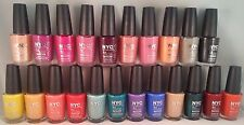 NYC In a New York Color Minute Quick Dry Nail Polish BUY2 GET2 FREE ADD4 TO CART