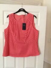 LADIES PEPLUM STYLE TOP SIZE 18 From M&S BNWT  RRP £25