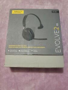 Jabra Evolve2 65 Headset - Black