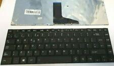 TOSHIBA SATELLITE L800 L805 L830 L840 L835 C800 /830 C800D M805 M800 UK KEYBOARD