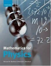 Mathematics for Physics by Woolfson, Michael M., Woolfson, Malcolm S.