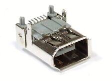6-Pin Pol Fire-Wire Jack IEEE 1394 Port Connector SMD Solder Plug Einbau-Buchse