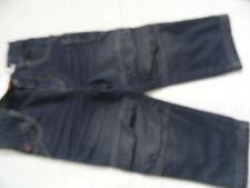 SIGIKID tolle dunkle Jeans gefüttert Gr. 92 NEU ST519