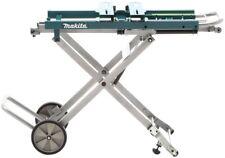Makita Jobsite Miter Saw Tool Stand Portable Adjustable Legs Spring-Loaded