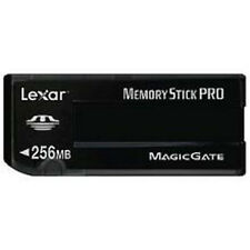 Lexar Professional 256MB Memory Stick Pro MSP Memory Card For Sony Old Camera