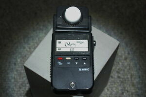 Sekonic L-458 DigiFlash Light Meter