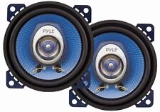 Pyle PL42BL 4-Inch 180-Watt Two-Way Speakers (Pair), New, Free Shipping