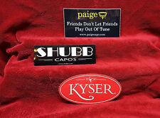 Shubb<>Kyser<>Paige<>3 Sticker Set